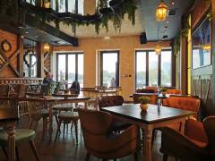 Restoran nebo i zemlja docek nove godine