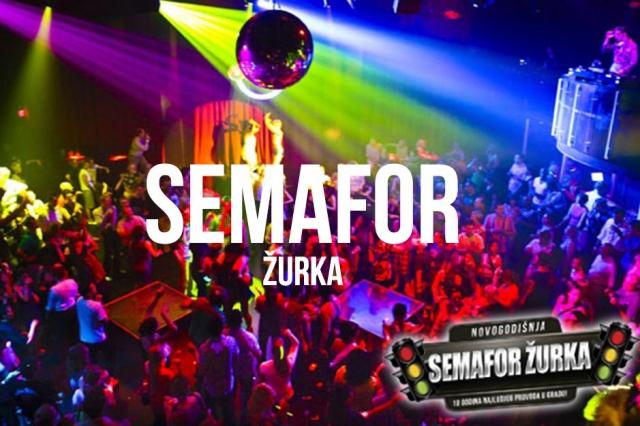 Semafor Žurka - Doček Nove godine