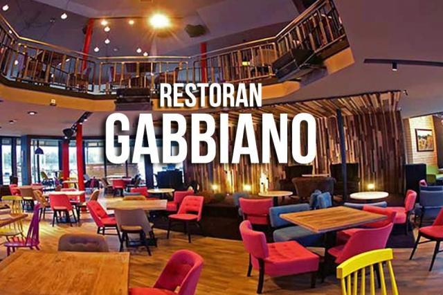 Restoran Gabbiano Nova godina 2018
