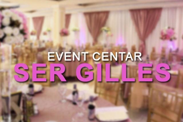 Event Centar Ser Gilles Doček Nove 2018. godine