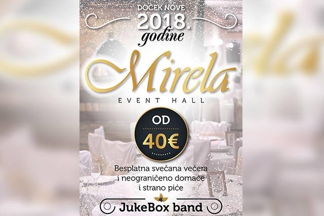 Event Hall Mirela Nova godina 2018