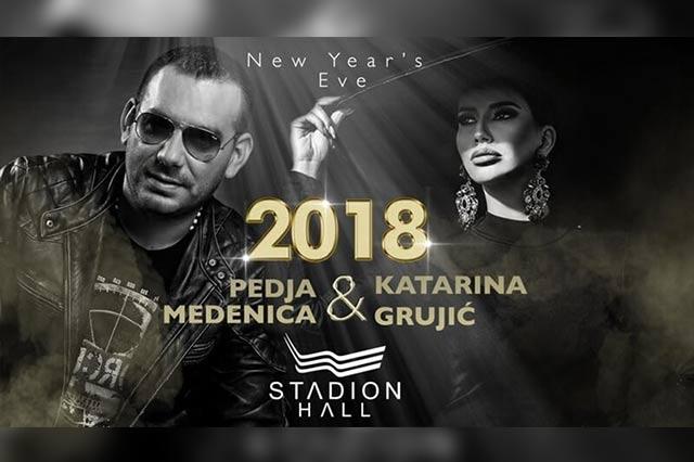 Restoran Stadion Hall Nova godina 2018