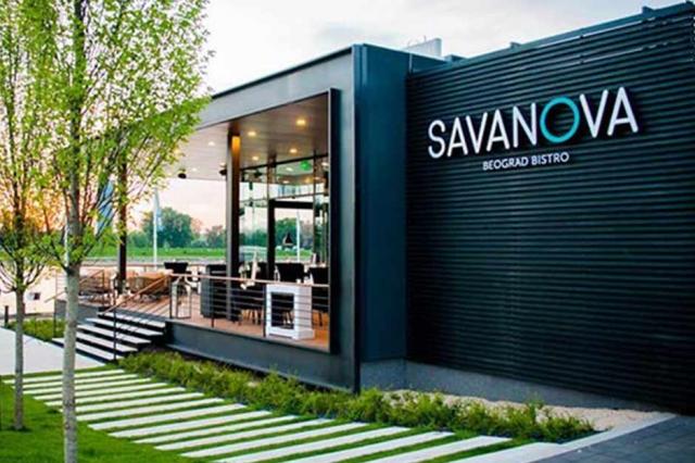 Restoran SavaNova Doček Nove godine