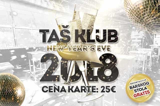 Taš Klub Doček Nove godine