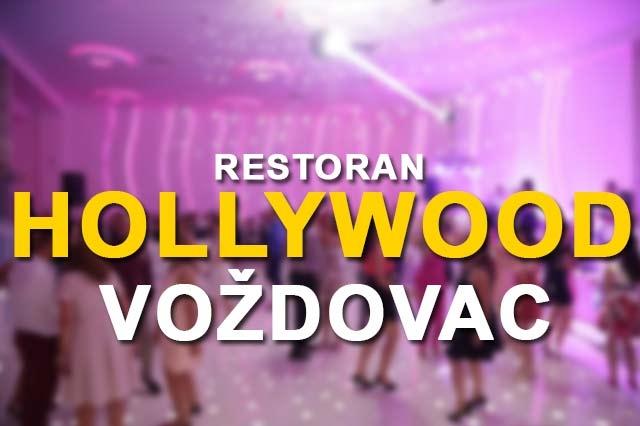 Restoran Hollywood Voždovac Doček Nove godine