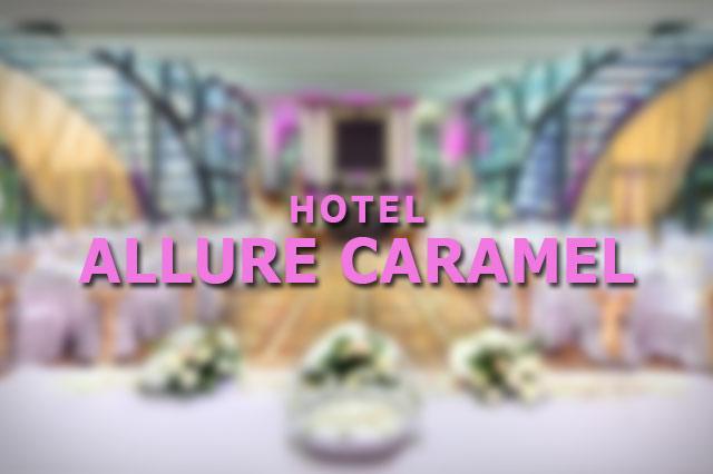 Hotel Allure Caramel Doček Nove godine 2019