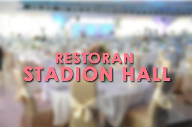 Restoran Stadion Hall Nova godina 2019