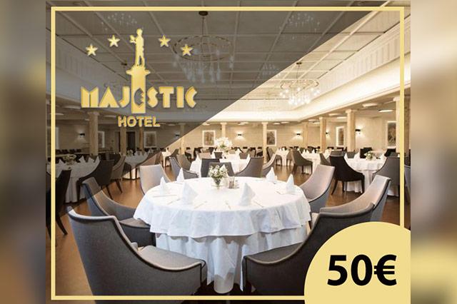 Hotel Majestic Nova godina 2019