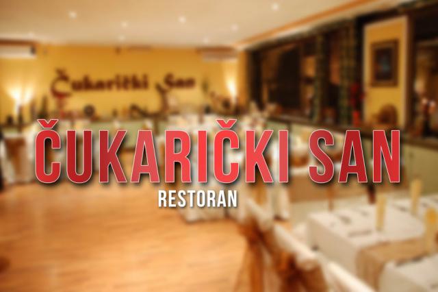 Restoran Čukarički San Doček Srpske Nove godine