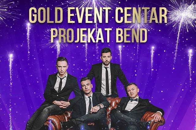 Gold Event Centar Nova godina 2019