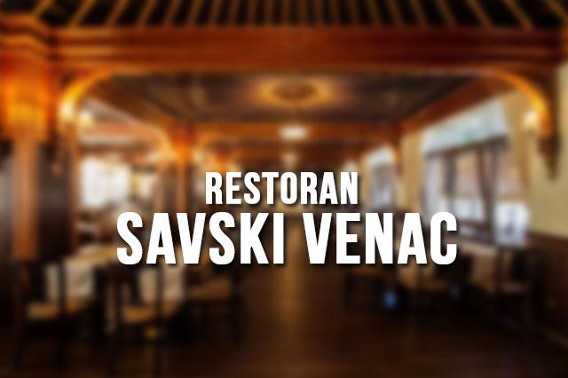 Restoran Savski Venac Nova godina 2019