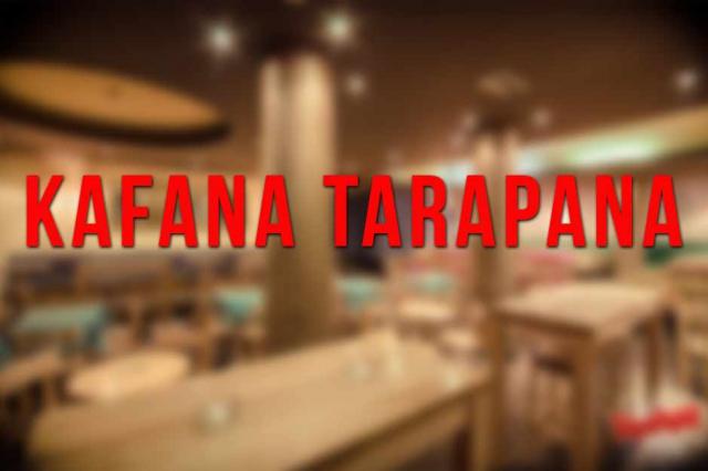 Kafana Tarapana Nova godina 2019