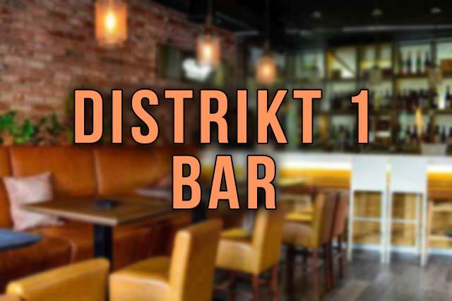 Distrikt 1 Bar Doček Nove godine