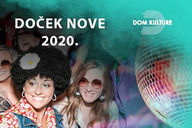 Dom Kulture Doček Nove godine