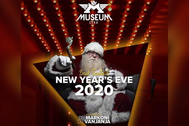 Club Museum Doček Nove godine