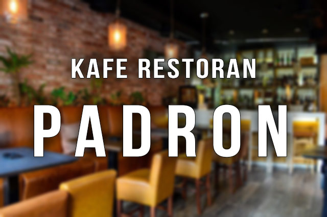 Kafe Restoran Padron (ex District) Doček Nove godine