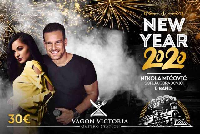 Restoran Vagon Victoria Doček Nove godine