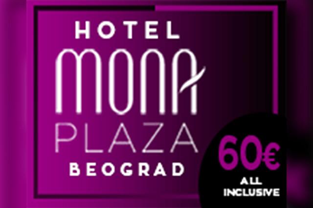 Hotel Mona Plaza Doček Nove godine