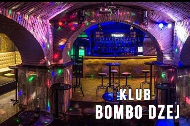 Klub Bombo Džej Doček Srpske Nove godine