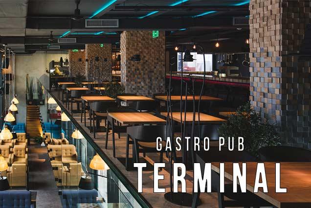 Terminal Gastro Pub Doček Srpske Nove godine