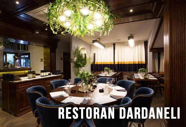 Restoran Dardaneli Doček Nove godine