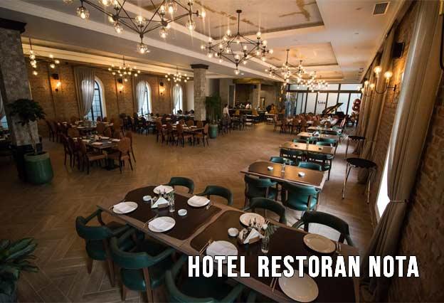 Hotel Restoran Nota Doček Nove godine
