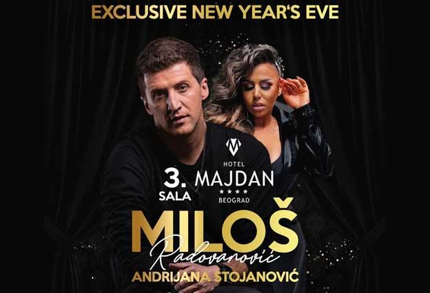 Hotel Majdan Sala 3 Doček Nove godine