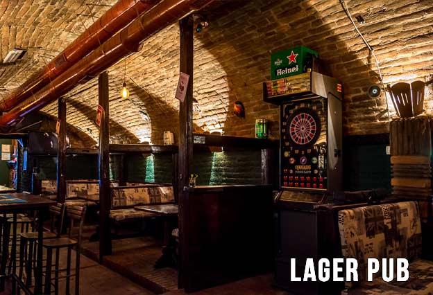 Lager Pub Doček Nove godine