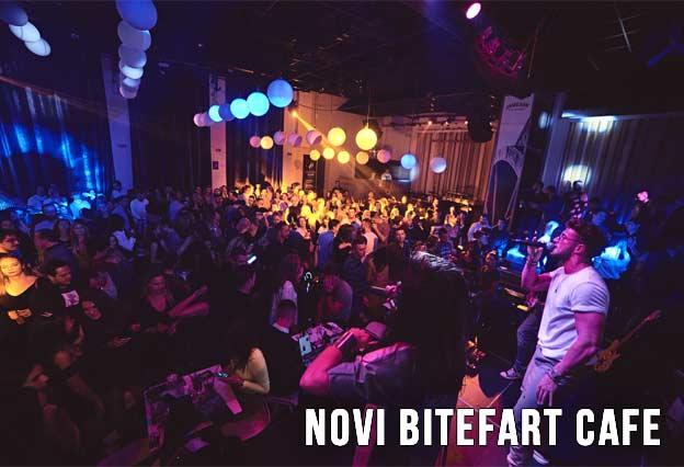 Novi BitefArt Cafe Doček Nove godine