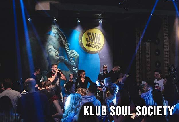 Soul Society Doček Nove godine