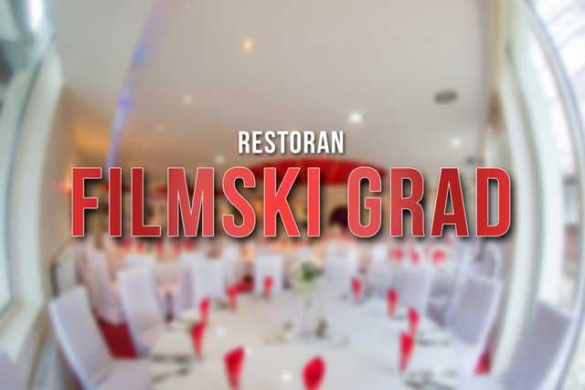 Restoran Filmski Grad Doček Srpske Nove godine