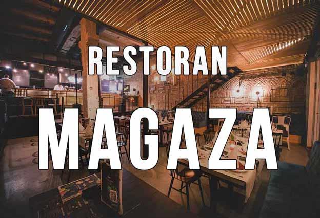 Restoran Magaza Doček Nove godine