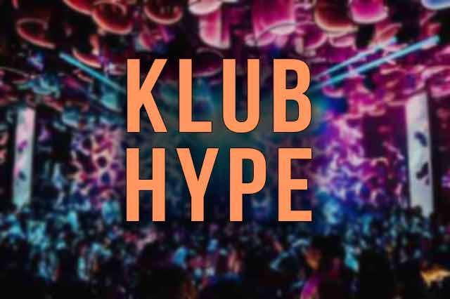 Klub Hype matinee docek Nove godine