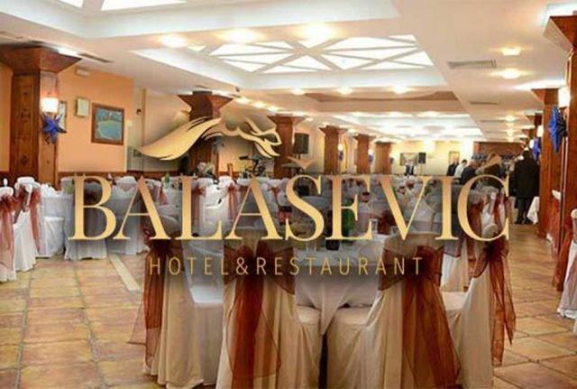 Restoran Balašević doček Nove godine