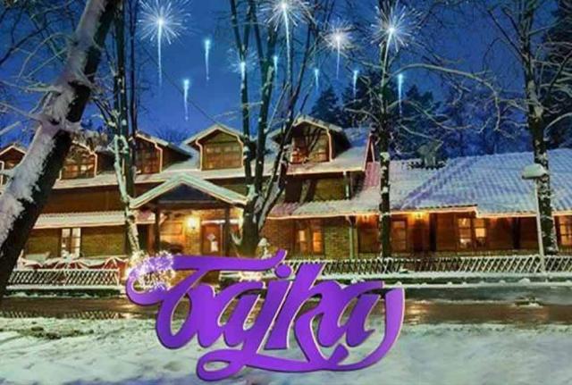 Restoran Bajka doček Nove godine