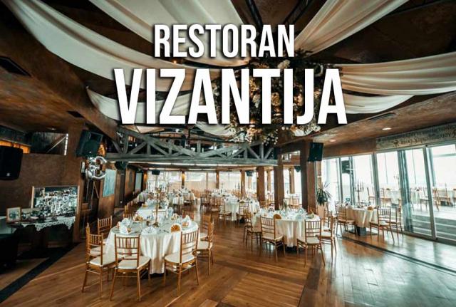 Restoran Vizantija Doček Nove godine